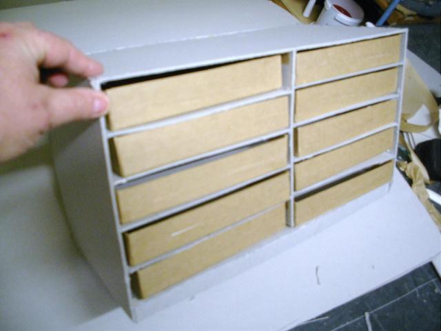 tuto pour une boite à tiroirs en cartonnage 2210