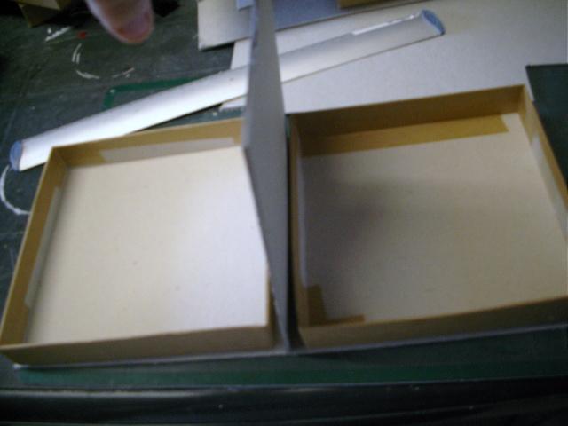 tuto pour une boite à tiroirs en cartonnage 311