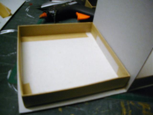 tuto pour une boite à tiroirs en cartonnage 911