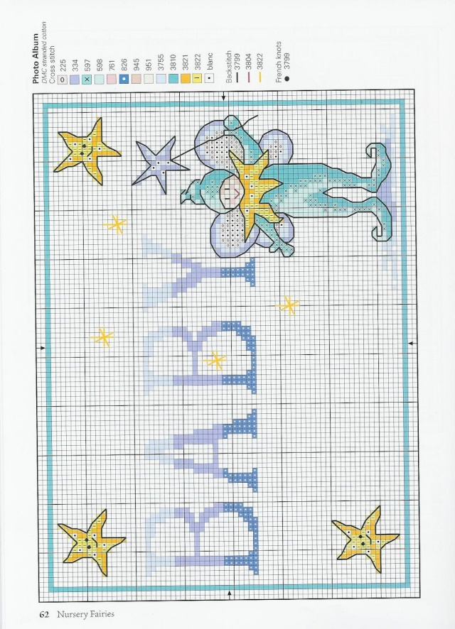 grilles de fées pour broderie Cross_43