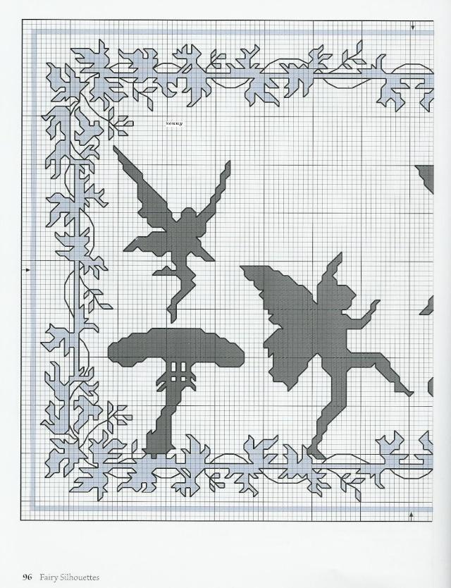 grilles de fées pour broderie Cross_51
