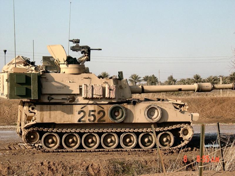 M109A6 Paladin Dsc05810