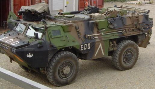 VAB FORAD 1/35 Eod110