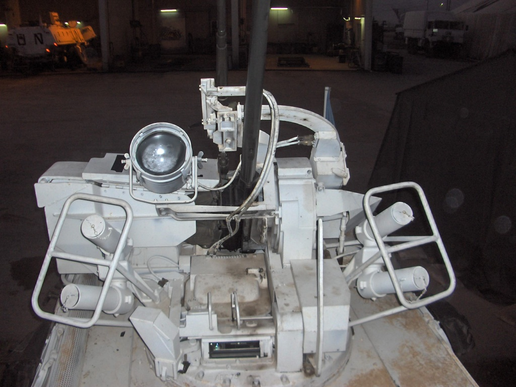 VAB Heller 1/72 + conversion TC20 Azimut Liban_13