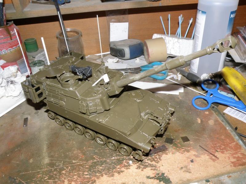 M109A6 Paladin P2020011