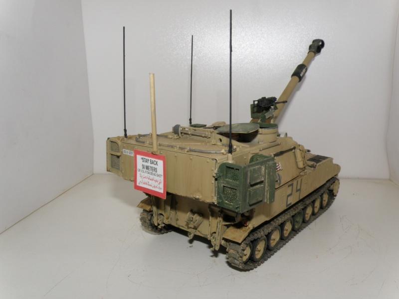 M109A6 Paladin P2050015