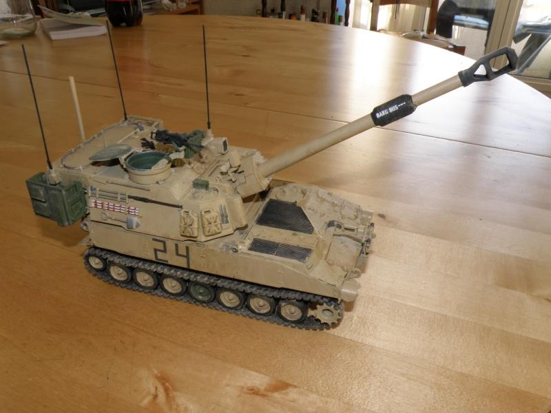 M109A6 Paladin P2050022