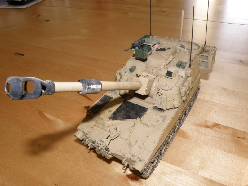 M109A6 Paladin P2050026