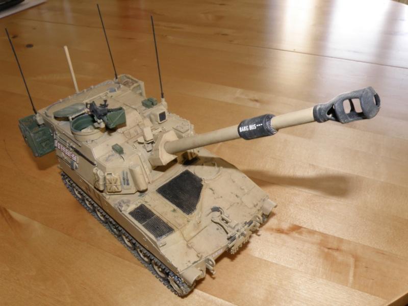 M109A6 Paladin P2050027