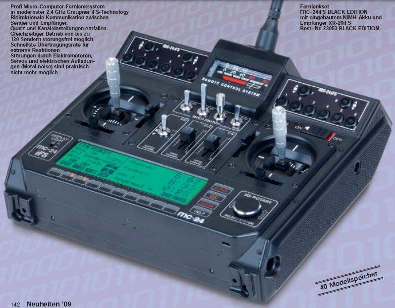 Graupner MC32 Mc2410