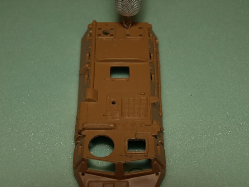 VAB 4x4  [HELLER 1/72]  ---  Montage terminé P1012722