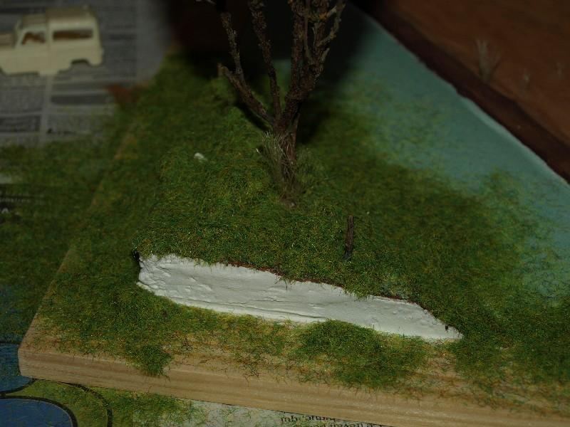 Construction d'un diorama : une route de campagne. C'est fini. - Page 2 P1016229