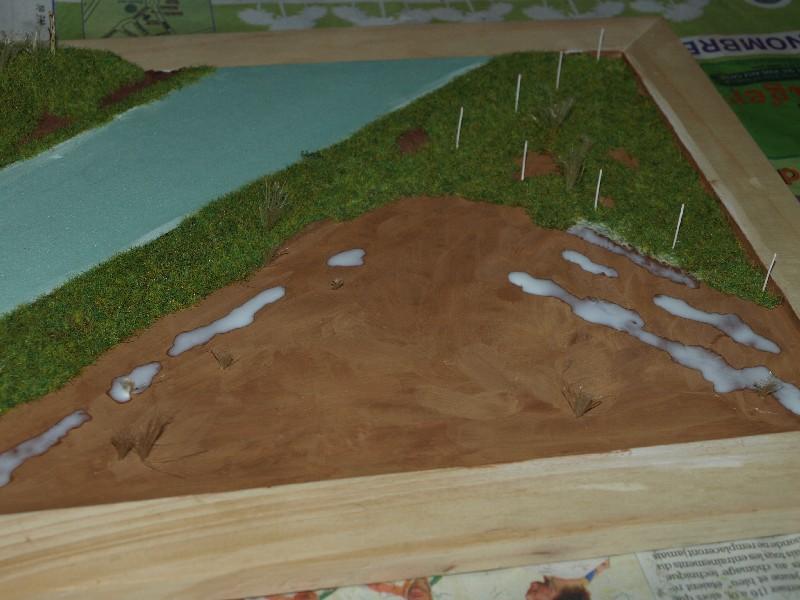 Construction d'un diorama : une route de campagne. C'est fini. - Page 2 P1016232