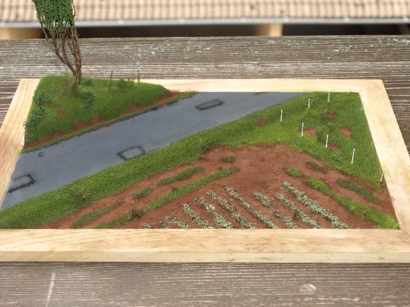 Construction d'un diorama : une route de campagne. C'est fini. - Page 2 P1016413