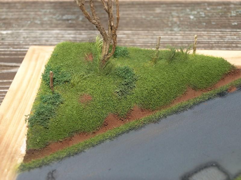 Construction d'un diorama : une route de campagne. C'est fini. - Page 2 P1016415