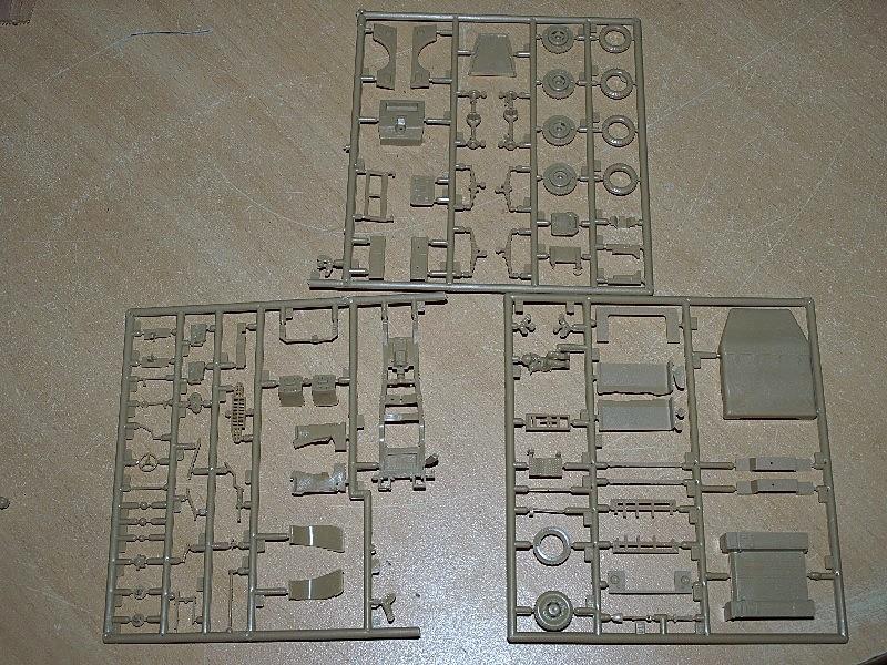 Dodge WC 52 Indochine [ESCI] 1/72 P1017223
