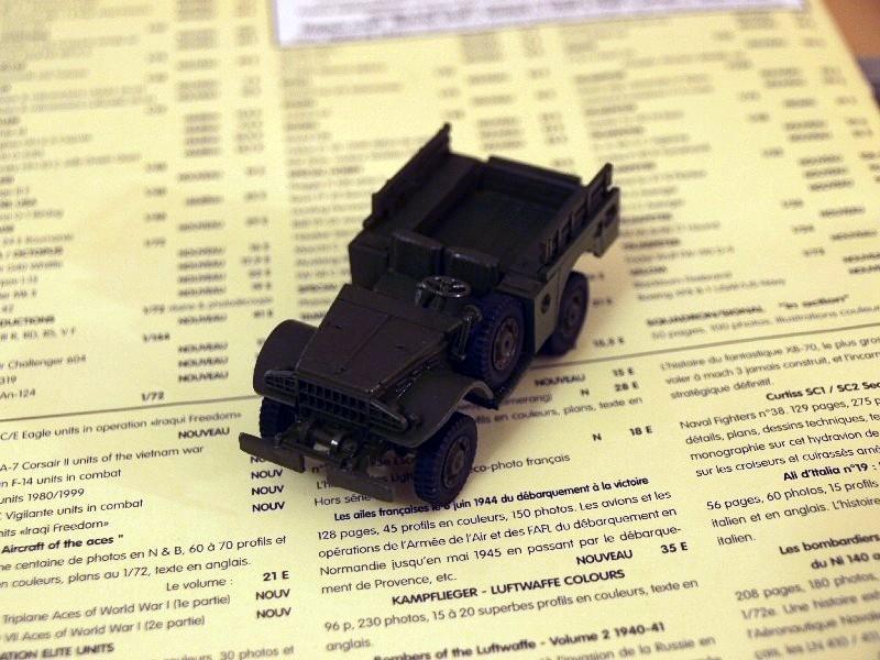 Dodge WC 52 Indochine [ESCI] 1/72 P1017311