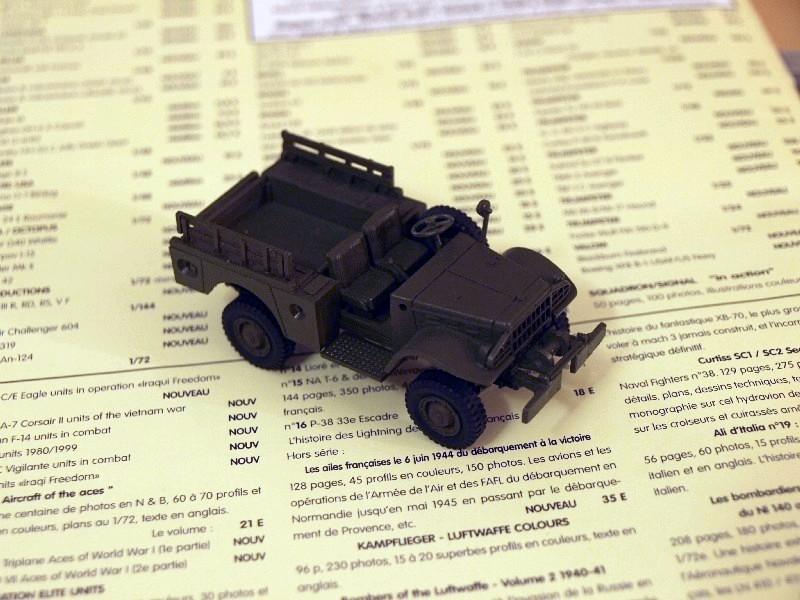 Dodge WC 52 Indochine [ESCI] 1/72 P1017312