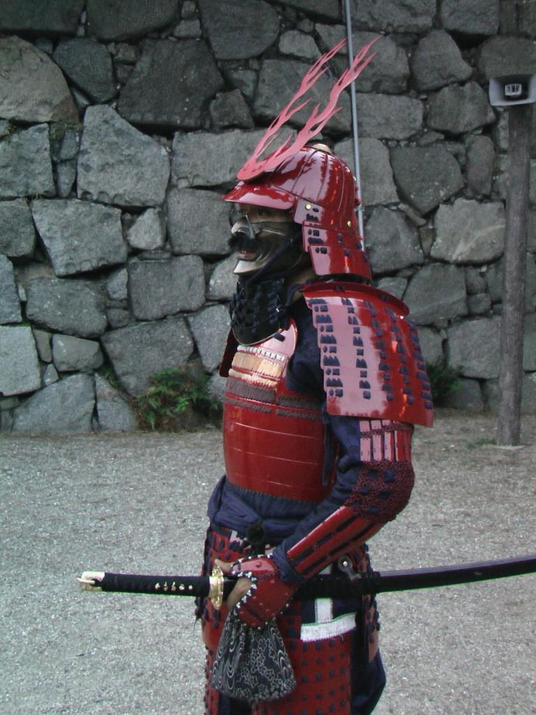 Origine des Samouraïs 2007-010