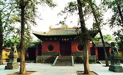 Bodhidharma celui qui a enseigné les arts martiaux aux moines de Shaolin. Shaoli11