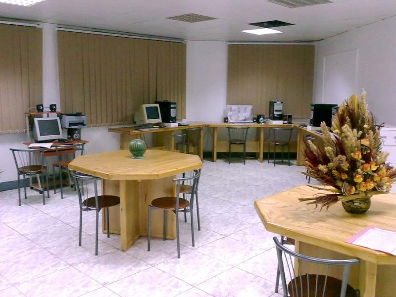 إفتتاح مركز المعلومات المطور بالقناه 20100322