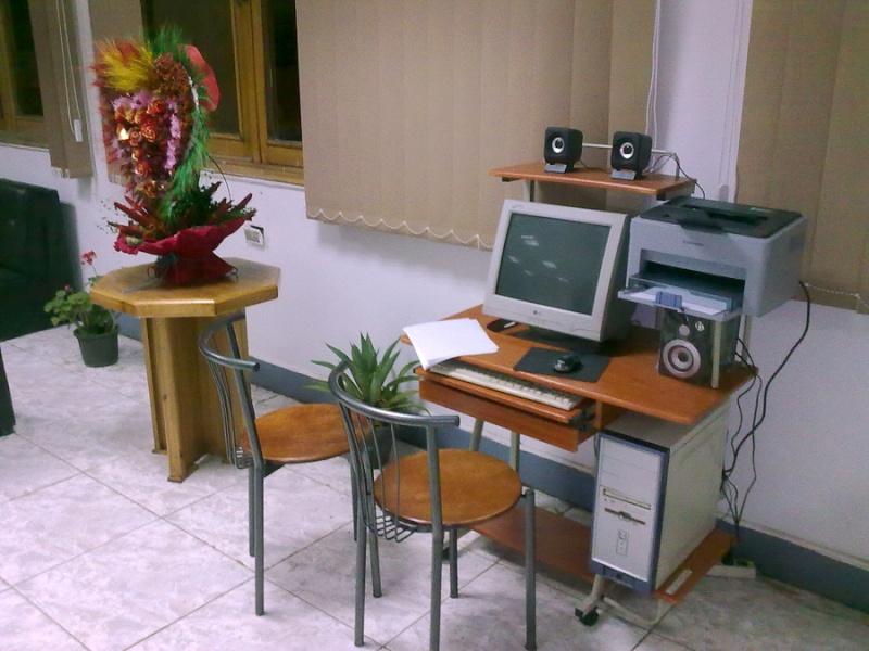 إفتتاح مركز المعلومات المطور بالقناه 20100323