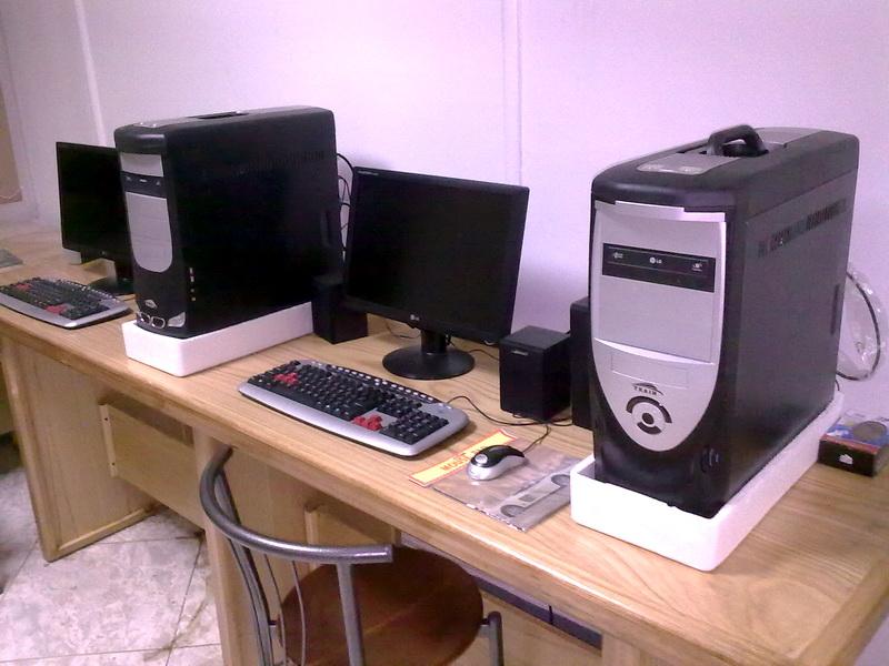إفتتاح مركز المعلومات المطور بالقناه 20100324