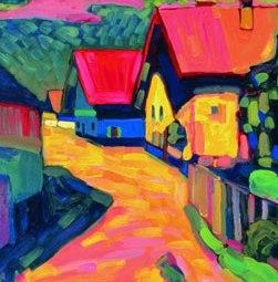 une toile Kandinsky Kandin11