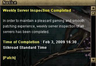 02.03 Haftalık Server Bakımı Tamamlandı! 113