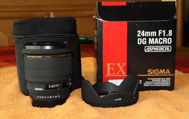 VENDU 24mm Sigma 1,8 EX DG Macro AF pour Pentax Vlo_5711