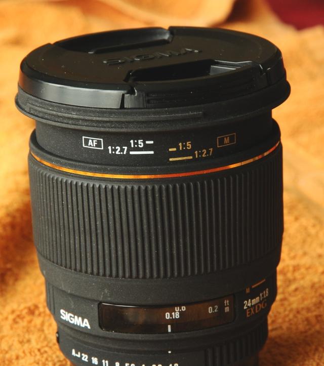 VENDU 24mm Sigma 1,8 EX DG Macro AF pour Pentax Vlo_5716