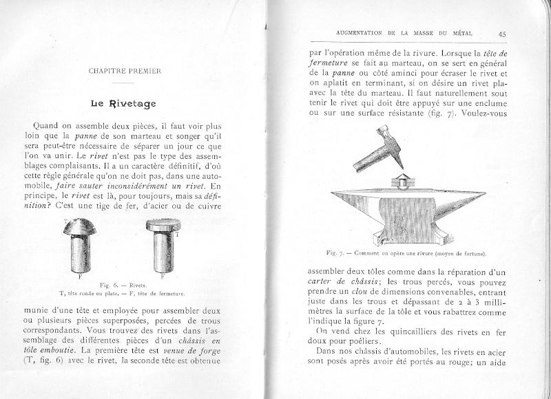 refabrication de rivets  Numari37