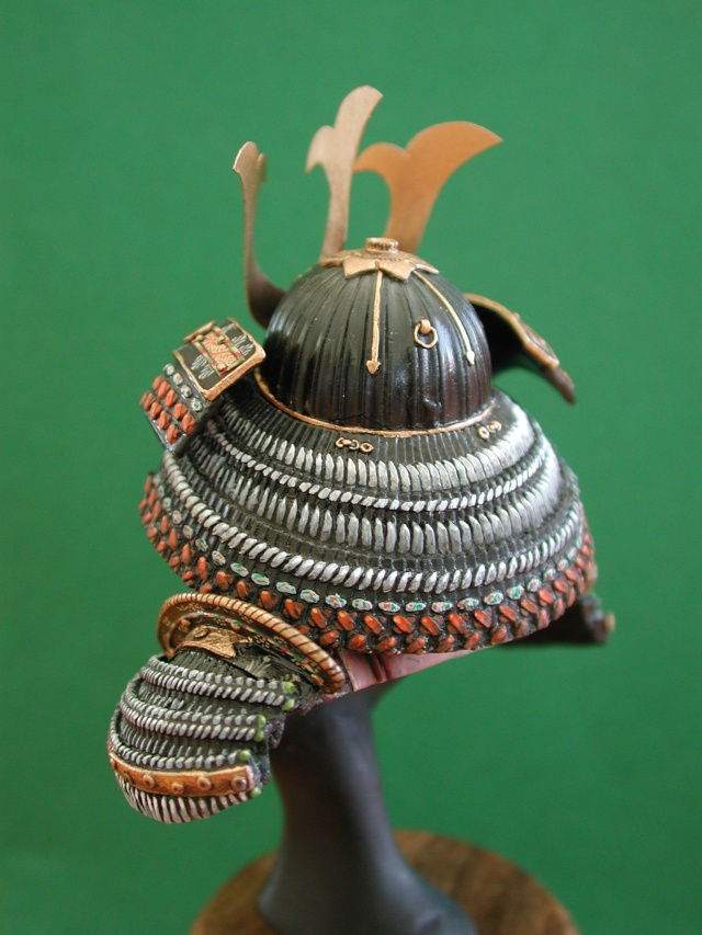 Buste de samuraï de chez Elite 01510