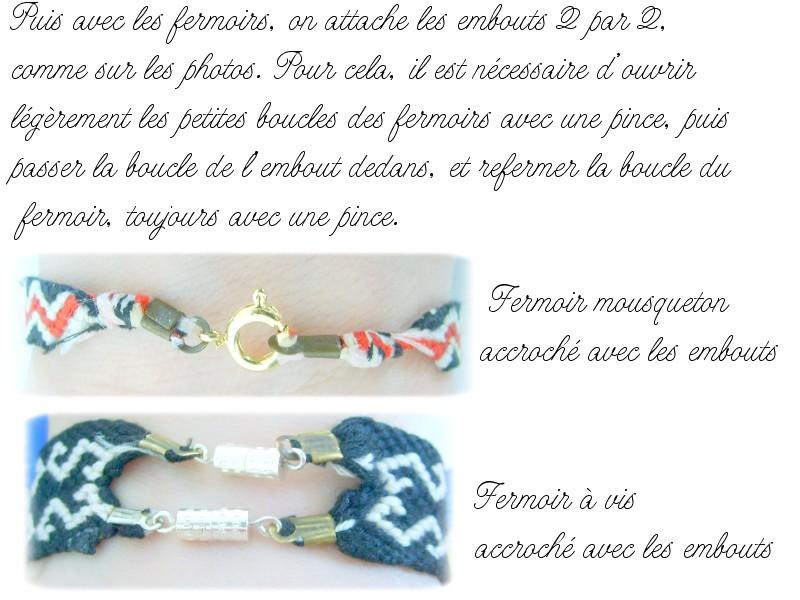 Méthodes esthétiques pour commencer/terminer vos bracelets Tuto_f12