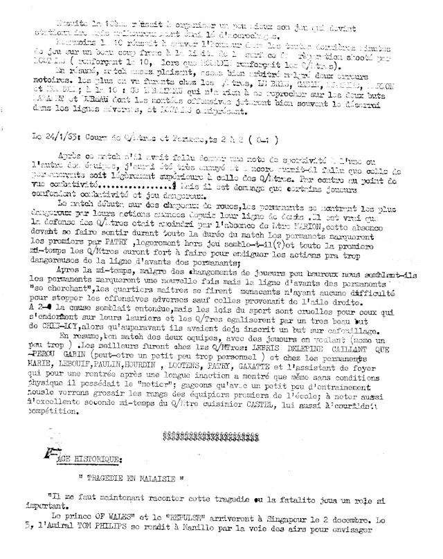 [Les écoles de spécialités] ÉCOLE DES RADIOS LES BORMETTES - Tome 2 - Page 29 Photos11