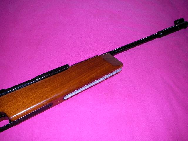 FEINWERKBAU 300S Kit MACCARI Lunette LUGER LR 8-32X44 Target Dot 00310