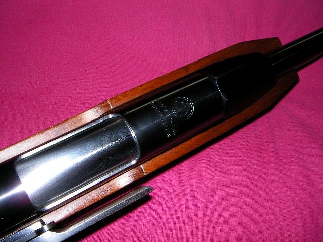 FEINWERKBAU 300S Kit MACCARI Lunette LUGER LR 8-32X44 Target Dot 00410