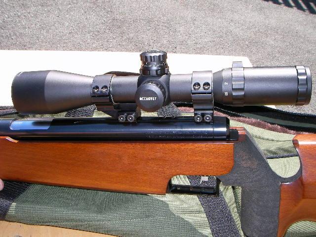 FEINWERKBAU 300S Kit MACCARI Lunette LUGER LR 8-32X44 Target Dot - Page 2 Sany0211