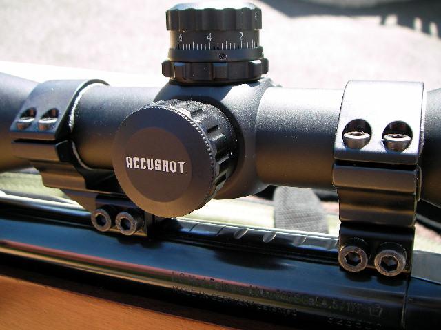 FEINWERKBAU 300S Kit MACCARI Lunette LUGER LR 8-32X44 Target Dot - Page 2 Sany0212