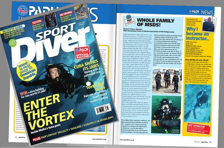 Sport Diver April 2011 Sports15