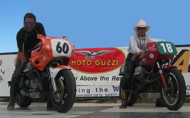 Guzzi... juste l'essentiel des Café Racer - Page 6 G_410