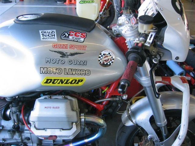 Guzzi... juste l'essentiel des Café Racer - Page 6 G_510
