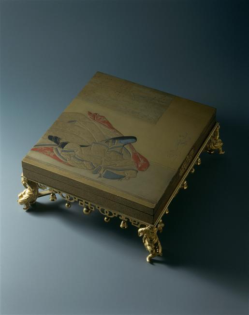 Ecritoires et chinoiseries du XVIIIe siècle 01-00710