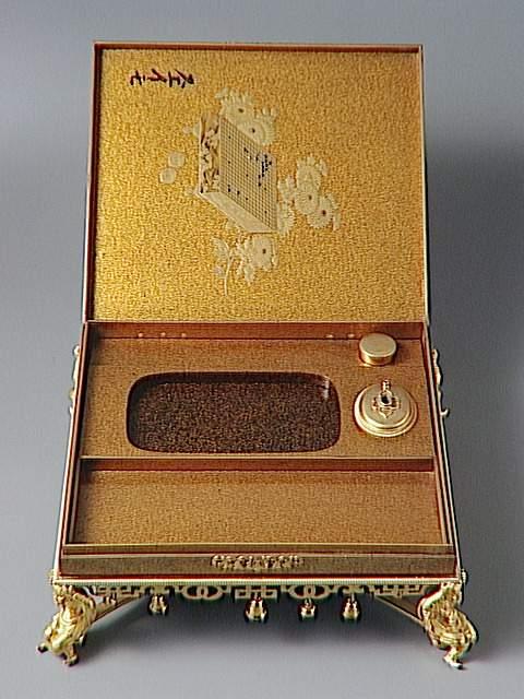 Ecritoires et chinoiseries du XVIIIe siècle 01-00711