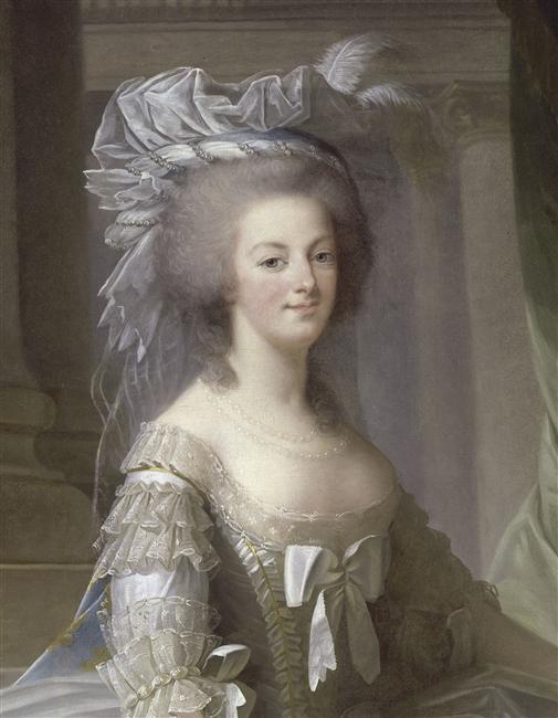 Le premier portrait de Marie Antoinette peint par Vigée Lebrun? - Page 2 03-00512