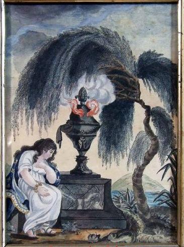 Portraits cachés de Marie-Antoinette et Louis XVI ou images séditieuses  2a579011