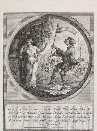 Portraits cachés de Marie-Antoinette et Louis XVI ou images séditieuses  4420cc10