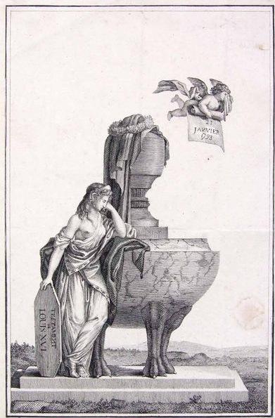 Portraits cachés de Marie-Antoinette et Louis XVI ou images séditieuses  54259510