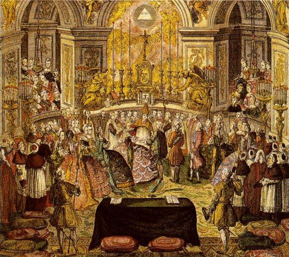 mariage - Le mariage de Louis XVI et Marie-Antoinette  - Page 6 Antoin10