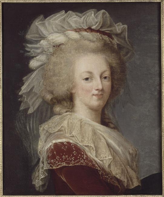 Le premier portrait de Marie Antoinette peint par Vigée Lebrun? - Page 2 Atelie10
